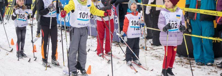 У Києві відбувся четвертий дружній Кубок Дипломатичних місій з бігових лиж