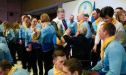 Порошенко запровадив стипендії для дітей з інвалідністю за досягнення у спорті