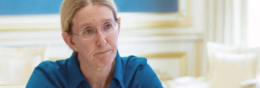 Супрун розповіла про ситуацію з діабетом в Україні
