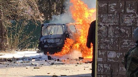 Вибух автівки депутата на Дніпропетровщині: лікарі повідомили про стан постраждалого
