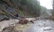 Рятувальники попереджають про можливість сходження селевих потоків