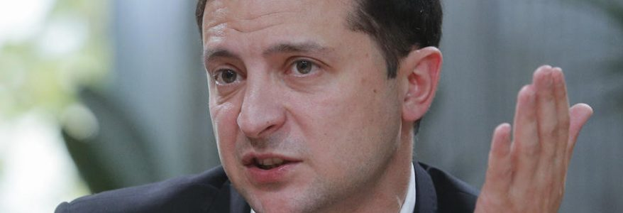 Зеленський пояснив, чому у свою команду набирав людей не з політики