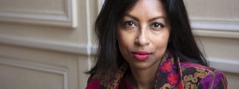 інтерв'ю із французькою письменницею Шумоною Сінха