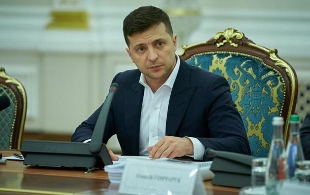 Зеленский обсудил с силовиками ситуацию в Беларуси
