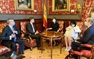 Украина и Испания подписали ряд соглашений
