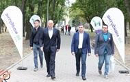 За майбутне станет альтернативой для Донбасса – Палица