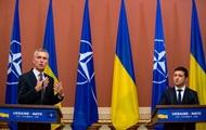Зеленский видит в НАТО шанс сохранить Украину