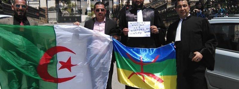 В Алжирі онлайн-репресії націлені на амазигів, що брали участь у протестах Хіраку
