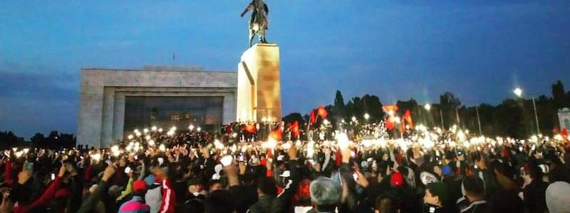 У Киргизстані протести після виборів спровокували нову революцію
