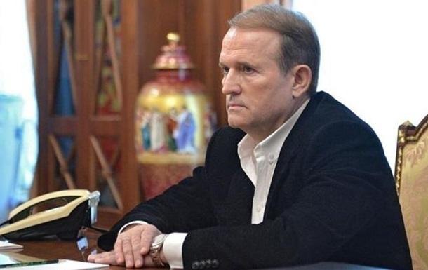 Медведчук назвал свою партию  ведущей политической силой в Украине