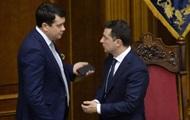 Разумков развеял слухи о конфликте с Зеленским