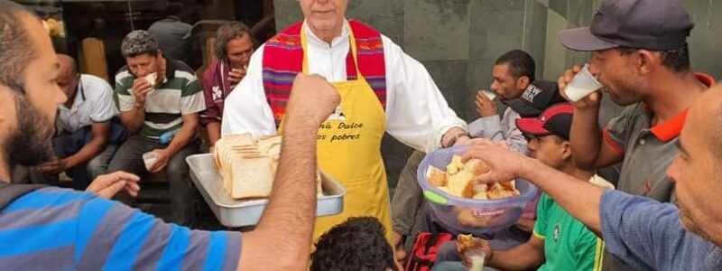 Попри напади та погрози, бразильський священник допомагає безхатькам Сан-Паулу, чисельність яких зростає