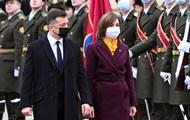Украина – щит. Значение визита Майи Санду в Киев
