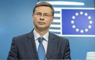 В ЕС анонсировали торговые переговоры с Украиной