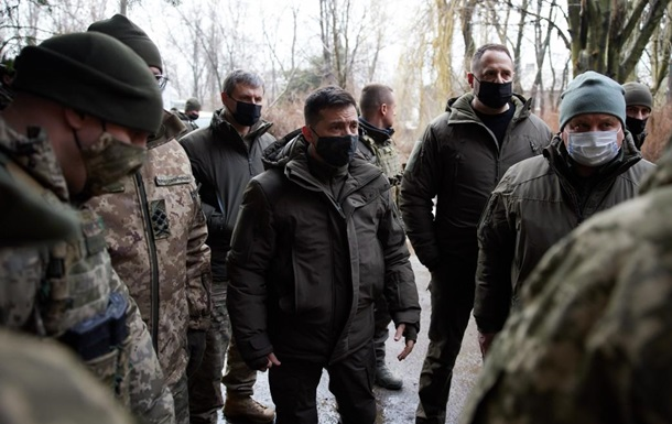 Ермак заявил о ключевой роли США на Донбассе
