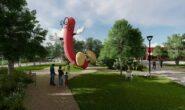 В Бердянске может появиться новый парк для семейного отдыха