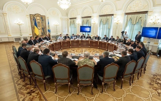 Зеленский увеличил штат аппарата СНБО