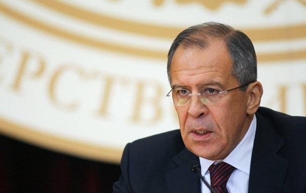 Лавров обвинил Киев в нарушении минских соглашений