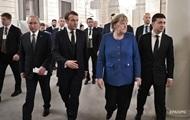Песков озвучил ожидания от визита Зеленского в Париж