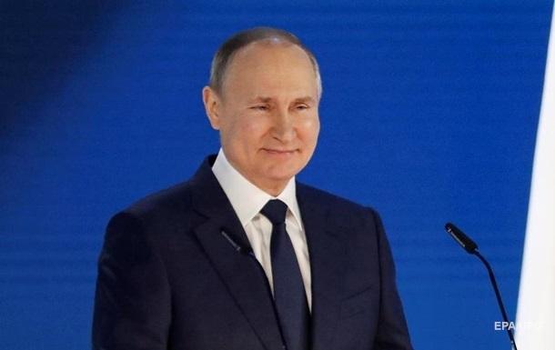 Путин ответил на предложение Зеленского о встрече