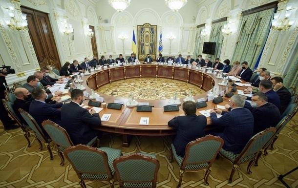 СНБО проведет очередное пятничное заседание - СМИ