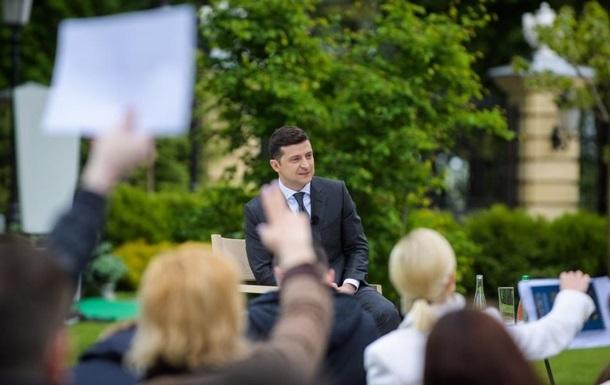 СМИ назвали дату пресс-конференции Зеленского
