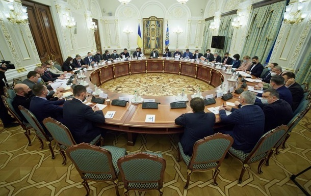 Власти возобновляют заседания СНБО - СМИ
