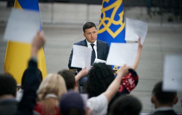Зеленский оценил отказ США от санкций по СП-2