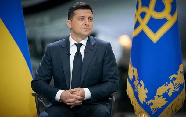 Зеленский: Войну на Донбассе нужно завершить при Путине