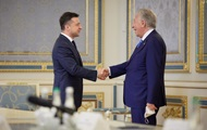 Зеленский принял главу Венецианской комиссии