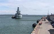 Киев отреагировал на инцидент с кораблем у Крыма