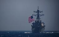 Поддержка Украины. В Черное море вошел эсминец США