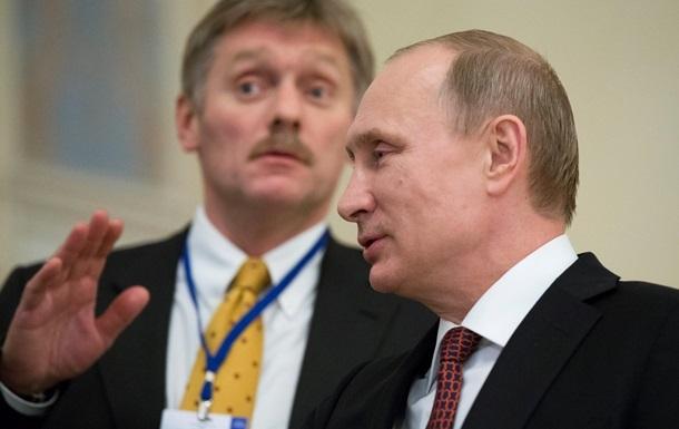 У Путина ответили Зеленскому о диалоге по статье